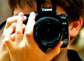 Shoot some photos in Digital Photography