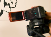 Be in front and behind the video camera in Videography