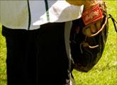 Baseball at Camp