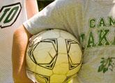 Soccer at Camp