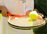 Tennis at Camp